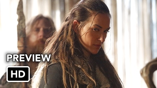 "The 100 4x02 Inside ""Heavy Lies the Crown"" (HD) Season 4 Episode 2 Inside"