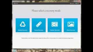 Photo Recovery - Recover Deleted Photos in 3 Steps