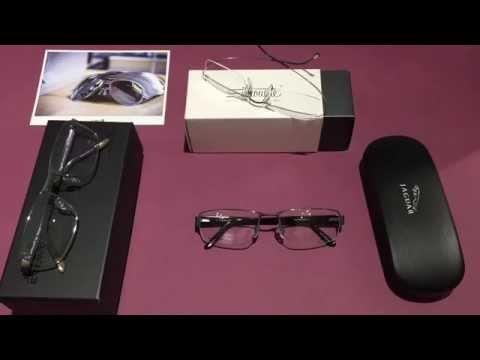 Титановые оправы для очков (Titanium Glasses) - Обзор