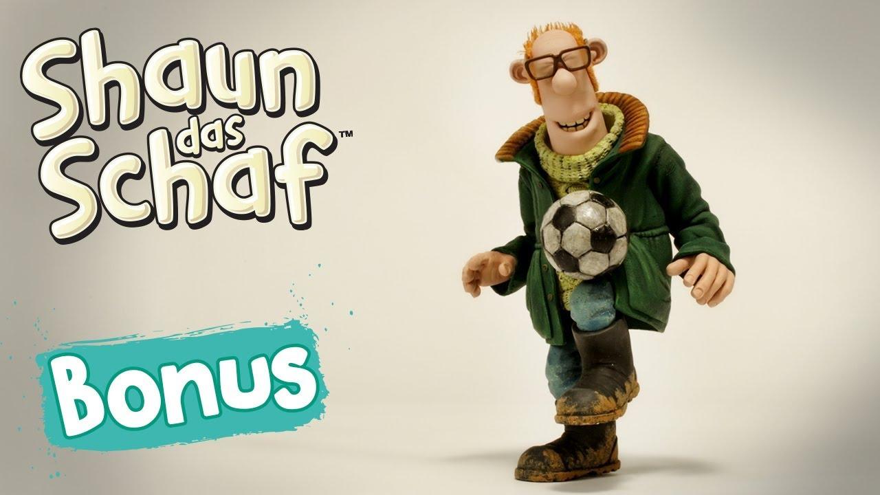 Fußball Shaun Das Schaf Bonusclip Youtube