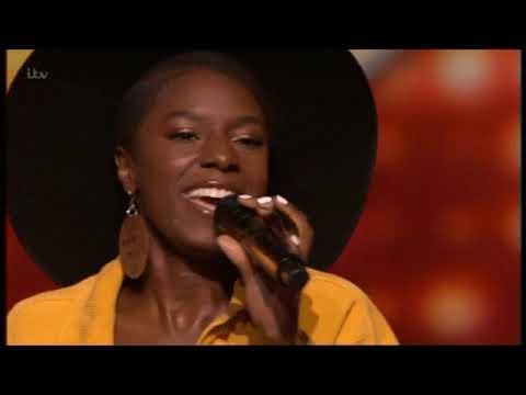 THE X FACTOR 2018 AUDITIONS - SHAN SINGS NEVER ENOUGH BY LOREN ALFRED