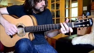 Justin S Davis @ McElroy Guitars 1