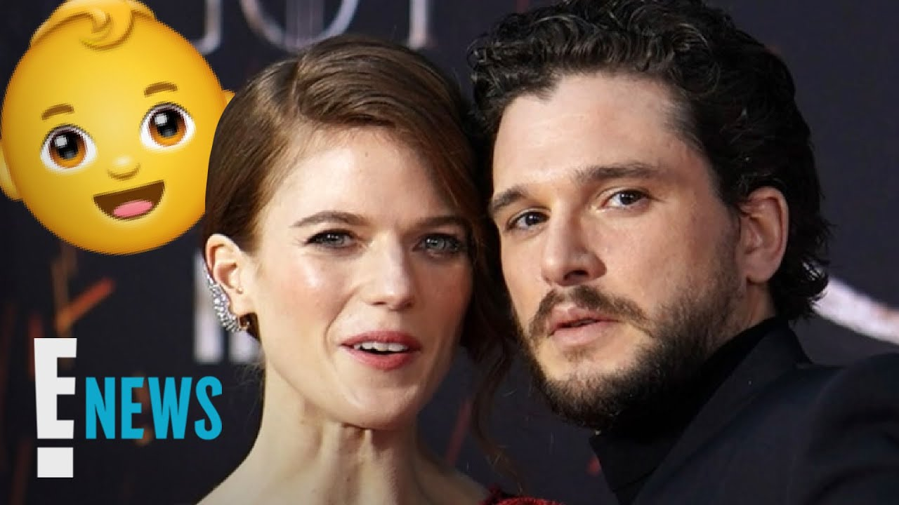 """GoT"" Stars Kit Harington & Rose Leslie Welcome Baby Boy 