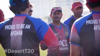 Afghanistan To Take On Ireland In Their 1st Desert T20 Challenge