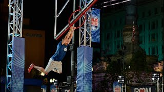 Stenhouse Jr., Blaney Take On 'American Ninja Warrior'