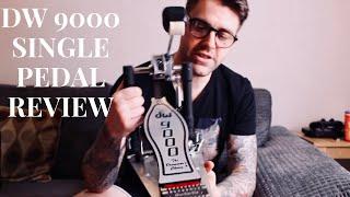 DW 9000 Single Pedal Review