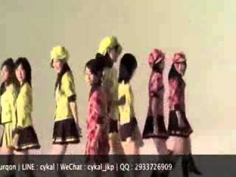 AKB48 & JKT48-Yuuhi Wo Miteiru ka.? (Apakah Kau Melihat Mentari Senja.?) Mix with lyric
