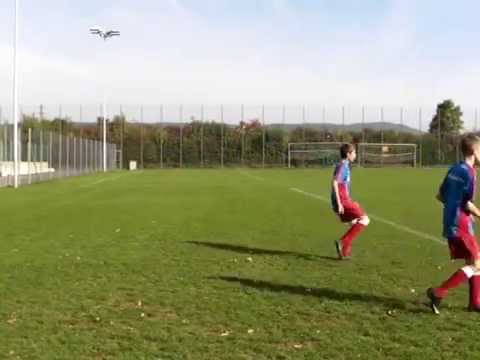 Fussballtraining Laufschule 2 Koordination Kondition