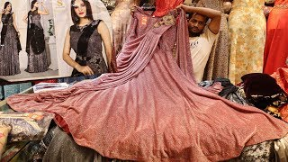 latest arabian party long gown design dress 2019  || Beautiful Gown Designs Collection 2019