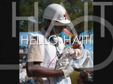 SIMON DE JANO & DEGREE - HELLO HAITI