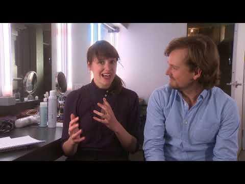 Hamster - Entrevue avec Marianne Dansereau et Jean-Simon Traversy