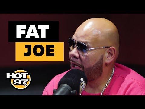 Fat Joe Looks Back At Classic Hits; Speaks On Cardi B's Growth, Top Rappers List & New Album!