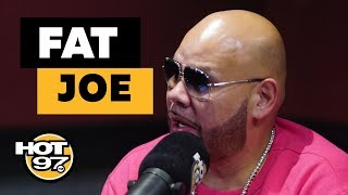 Fat Joe Looks Back At Classic Hits; Speaks On Cardi B's Growth, Top Rappers List & New Album!