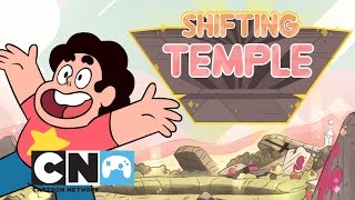 Steven Universe Game | Shifting Temple Playthrough | Cartoon Network