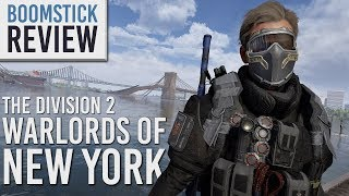 Warlords of New York – FULL REVIEW | The Division 2's New Complete Overhaul (Video Game Video Review)