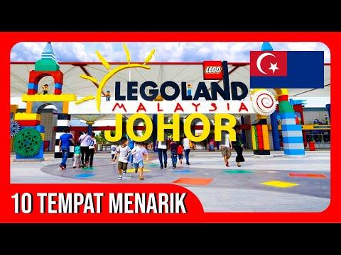 10 Tempat Menarik Di Johor