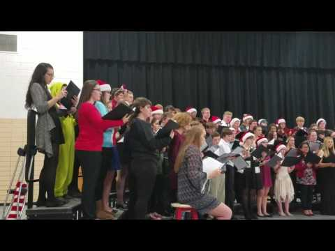 Southeast Valley High School Christmas Concert 2016-vocal