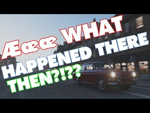 Forza Horizon 4 | Æææ WHAT HAPPENED THERE THEN?!?? | 113