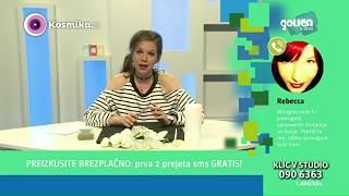 KosmikaTV: Vedeževalka Špela - Začetek življenja (22.5.2017)