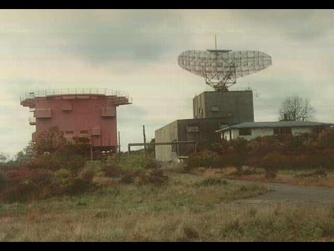Abandoned Air Force Base -Anti Soviet Defense Station(CAMP HERO)