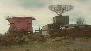 Abandoned Air Force Base -Anti Soviet Defense Station(CAMP HERO)