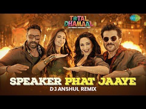 Speaker Phat Jaaye | DJ Anshul Remix | Harrdy Sandhu | Abuzar | Aditi Singh Sharma | Jonita Gandhi Mp3