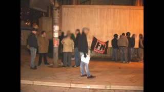 Forza Nuova Taranto - Banchetto 5/12/2009