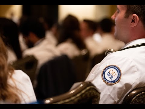 Oakland University William Beaumont School of Medicine 2019 White Coat Ceremony (Full)