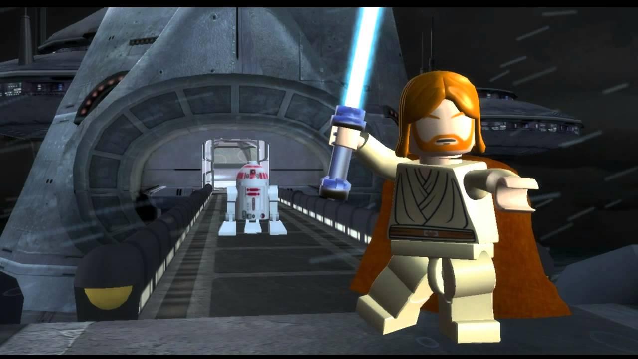 Let's Play Lego Star Wars - Part 8 - Jango Fett! - YouTube
