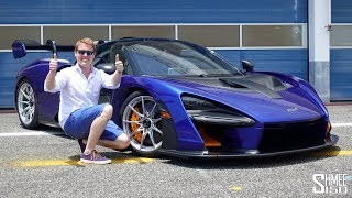 THIS is the McLaren Senna - AND I