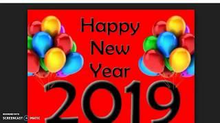 Awesome Happy New Year 2019 Wishes Messages Quotes Images Greetings
