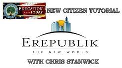 eRepublik - USA New Citizen Tutorial