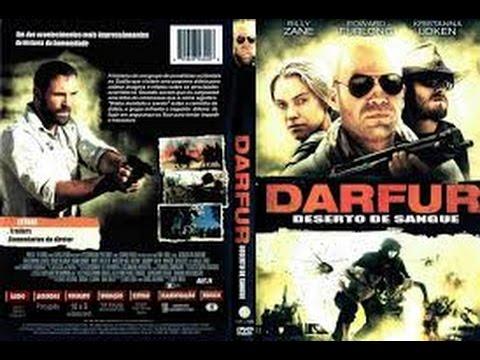 Darfur  Deserto de Sangue   Filmes de Guerra Completos Dublados