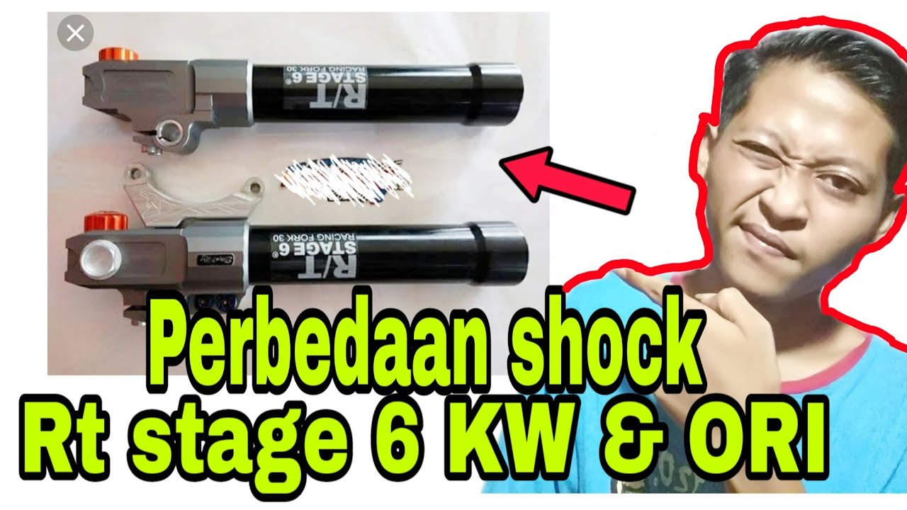 Repeat Shock Rt Stage 6 Kw Ori Cara Membedakan Shock Rt