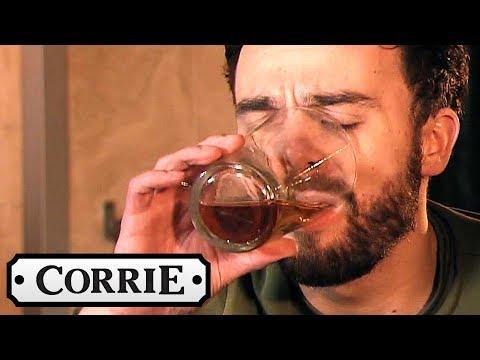 Coronation Street - What Did Josh Put in David's Drink?