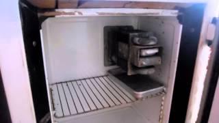 Абсорбційний холодильник Дон 1962 року
