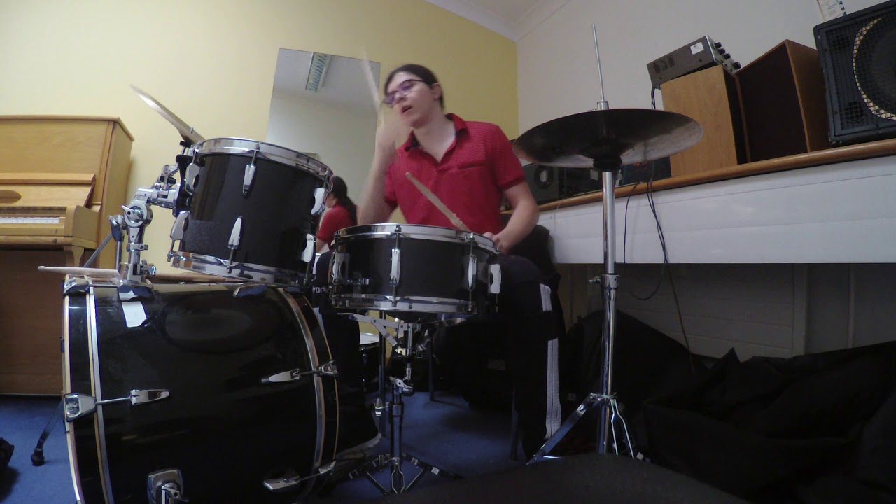Tyler, the Creator - 911 / Mr Lonely (Drum Cover)