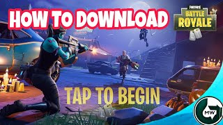 Fortnite Mobile Android - Early Release - How to get fortnite on Android! Without Any Survey