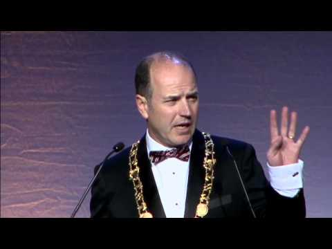 Greg Clarke Annual Dinner Speech | Dublin Chamber of Commerce