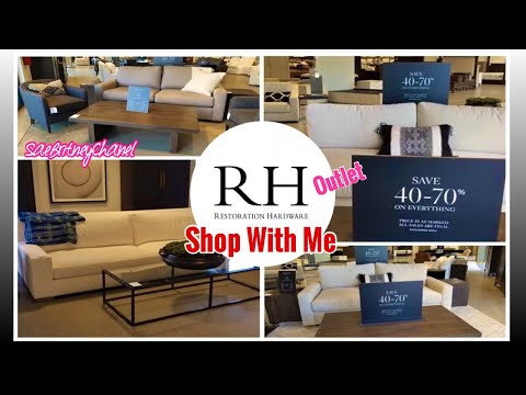 restoration-hardware-outlet-|-shop-with-me-*must-see*