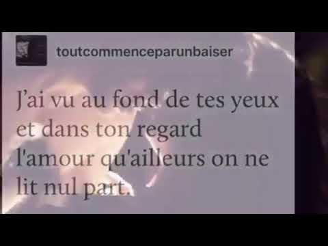 Texte Oral ~Comme Si De Rien N'était~ 🌊