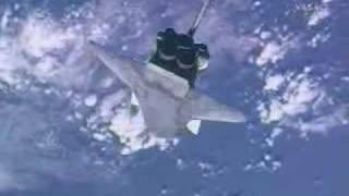 Atlantis: Rendezvous Pitch Maneuver