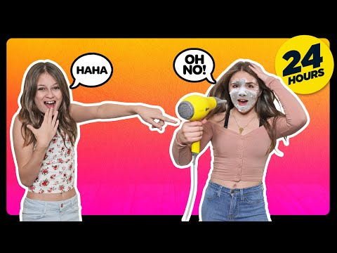 PRANKING My SISTER For 24 Hours CHALLENGE **Funny REACTION** 🤣🔥| Sophie Fergi