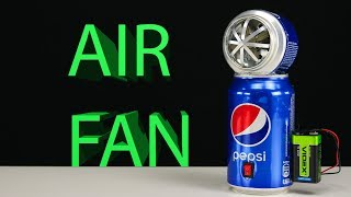 how to Make  Mini FAN at Home
