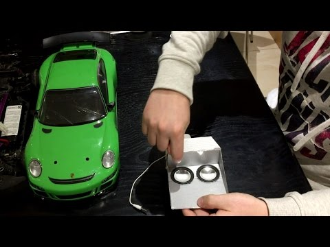 RC CAR WITH SPEAKERS | How to install
