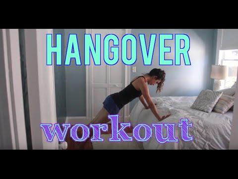 Detox Hangover Workout
