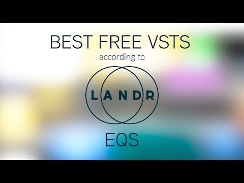 Free! VST Effects! (EQs)