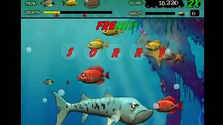 Play Game Feeding Frenzy | GamePlay for your Kids