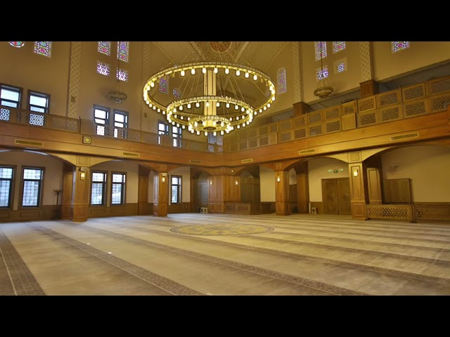 Alacaatlı Kardeşler Camii Ankara Cami Halısı | Cami Halı