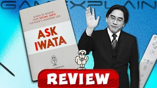 Ask Iwata is a Delight - REVIEW (Book) (Video Game Video Review)